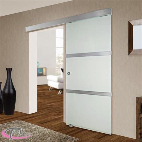 porte coulissante interieur porte coulissante d int 233 rieur en verre 2050 mm x 775 mm
