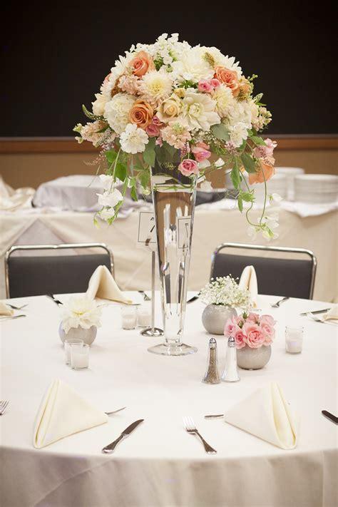 romantic style wedding  peach pearl  blush tobey