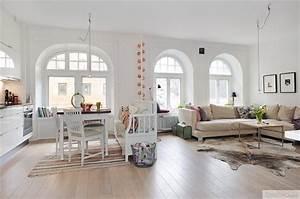 Wohn Esszimmer Küche : wohnideen wohn und esszimmer ~ Watch28wear.com Haus und Dekorationen