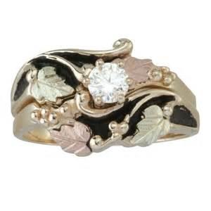 black womens wedding ring womens rings black gold wedding set 10 center from shopko