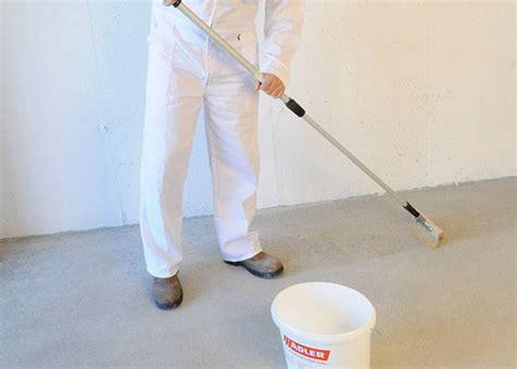 garagenboden selbst beschichten betonboden versiegeln garage betonboden versiegeln einfach in 4 schritten beton selbst
