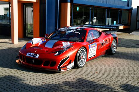 Tell us what you love or what we. Ferrari 458 Competition by RacingOne Is Hardcore GT3 Track ...