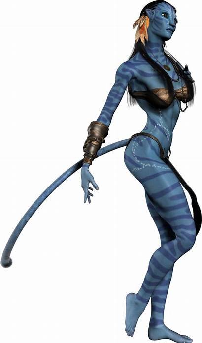 Avatar Character Neytiri Fiction James Cameron Film