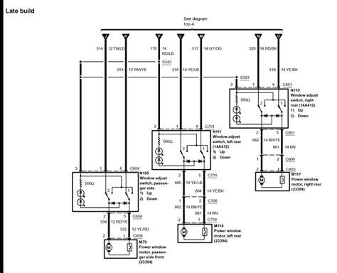 Ford Explorer Window Motor Diagram Impre Media