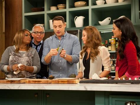 the kitchen episodes dishes on episode 1 of the kitchen