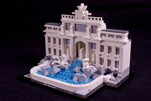 Review: Trevi Fountain — BrickNerd - Your place for all ...