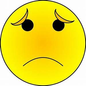 smiley-face emotions clip art   10+ Sad Smileys/Emoticons ...
