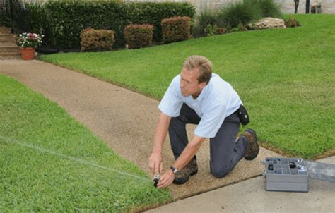 Sprinkler Repair San Antonio  Abc Home & Commercial Services