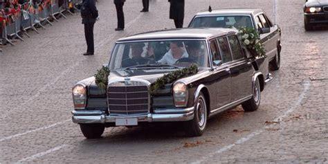 voiture royale ce sera la pullman ou la continental la dh