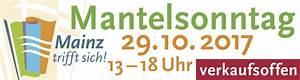 Mainz Verkaufsoffener Sonntag : mainz trifft sich zum verkaufsoffenen mantelsonntag am ~ Buech-reservation.com Haus und Dekorationen