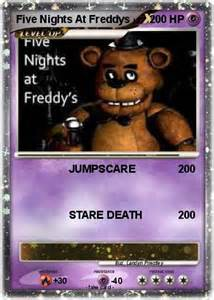 Pokemon Five Nights at Freddy's