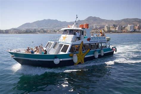 Boat Trip Malaga by Costa Sol Boat Trips B Met Malaga Airport Transfers