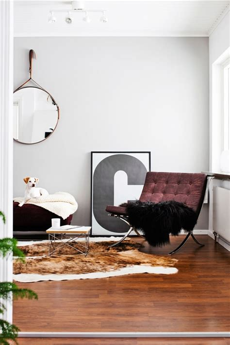 decordots a scandinavian home with a character