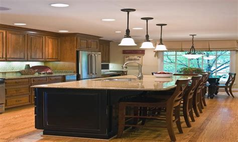 Kitchen designs with island, kitchen island with seating