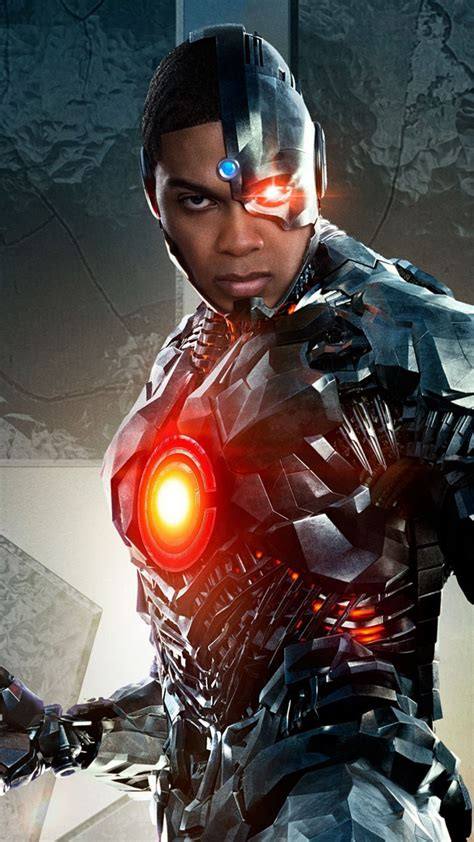 wallpaper justice league cyborg  movies