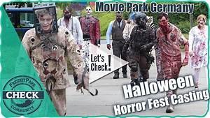 Movie Park 2017 : doku movie park halloween horror fest casting 2017 youtube ~ Eleganceandgraceweddings.com Haus und Dekorationen