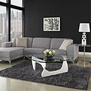 Teppich Unter Sofa : contemporary coffee tables design for your living room hgnv com ~ Markanthonyermac.com Haus und Dekorationen