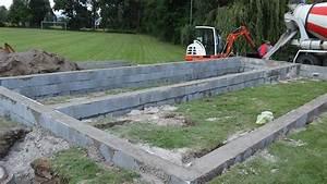 Schalsteine Fr Fundament Mischungsverhltnis Zement