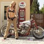 fastdates calendars iron lace garage girls