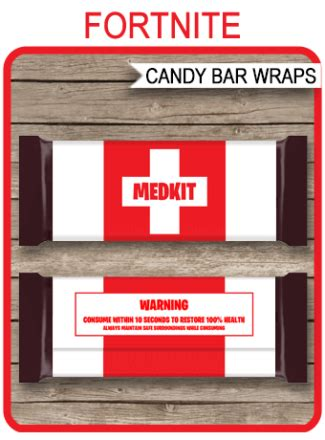 printable candy bar wrappers archives simonemadeit party