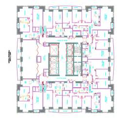 28 price tower floor plan hotel 16th 19th floor