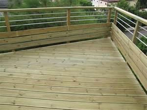 Bois Pour Terrasse Extérieure : bois pour terrasse exterieure pas cher ~ Dailycaller-alerts.com Idées de Décoration