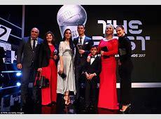 Cristiano Ronaldo wins FIFA's The Best men's player award