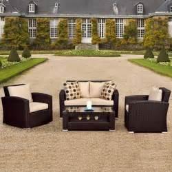 Sunbrella Adirondack Chair Cushions by The Florida Keys 5 Piece Wicker Set By Leisure Select