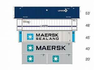 40 Fuß Container In Meter : 60 prozent mehr volumen container im 53 fu ma ~ Whattoseeinmadrid.com Haus und Dekorationen
