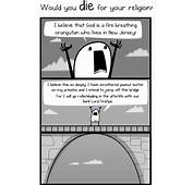 How To Suck At Your Religion  The Oatmeal