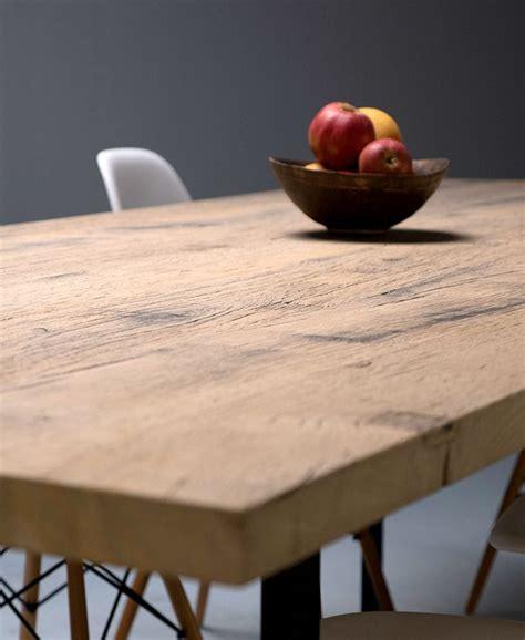 plateau de table sur mesure ostende table sur mesure plateau en plancher de fonds de wagon en ch 234 ne massif l 233 g 232 rement