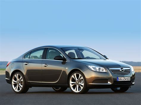 Insignia Opel by Insignia Sedan 1st Generation Insignia Opel