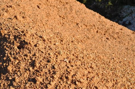 decomposing granite decomposed granite red parklea sand and soil