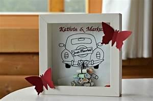 Mdchenkram Geldgeschenk Zur Hochzeit DIY