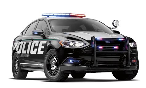 2018 Ford Police Responder Hybrid