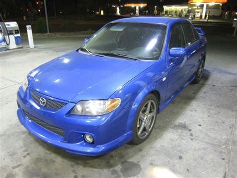 Find Used 2003 Mazdaspeed Protege 20l Turbo 93000 Miles