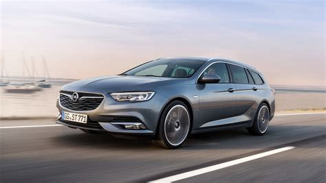 Wagon Body Style Added To 2017 Opel Insignia Range