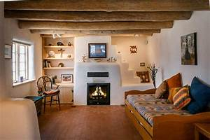 A Pueblo-style solar house in Santa Fe | Small House Bliss