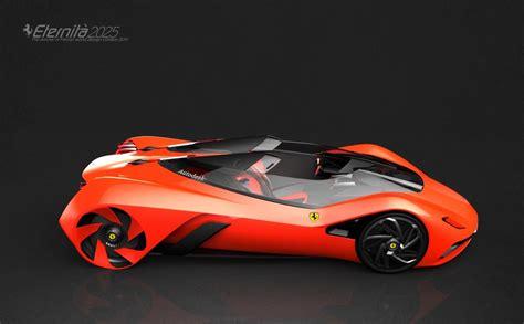 Ferrari Eternita By Ahn Dre