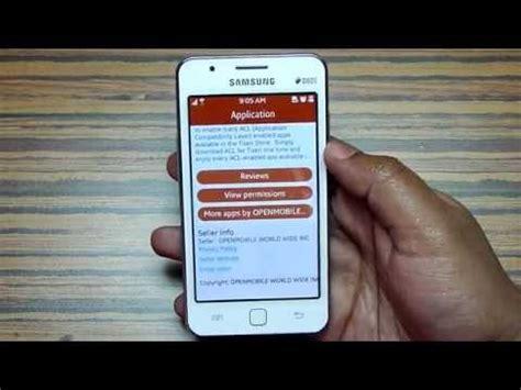 tizen  tubmat tpk mobile phone portal