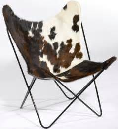 Cowhide Chair Covers by Circa50 Butterfly Chairs Butterfly Chair Covers