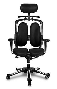 chaise mal de dos hara chaise le fauteuil de bureau ultra ergonomique
