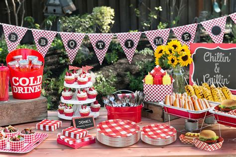 sizzling summer barbecue ideas party delights blog