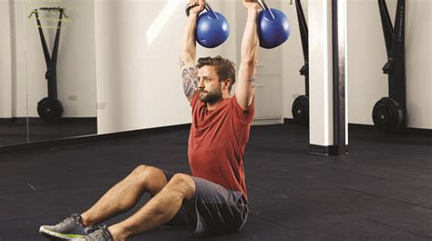kettlebell abs steel exercises workouts kettlebells coachmag