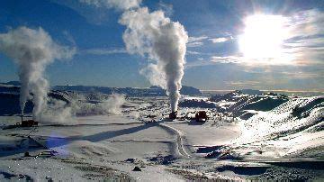 Геотермальная энергия что это такое источники плюсы и минусы