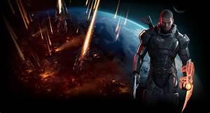 Mass Effect 3 Abrechnung : commander shepard wallpaper and background 1908x1029 ~ Themetempest.com Abrechnung