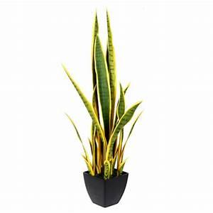 Plante Grasse Artificielle : plante artificielle 90cm grasse vert ~ Teatrodelosmanantiales.com Idées de Décoration