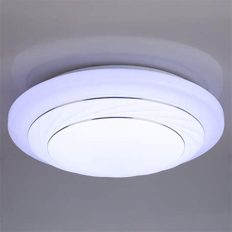 bedroom ceiling light fixtures 24w led ceiling light fixture flush 2000 lumen white 14185