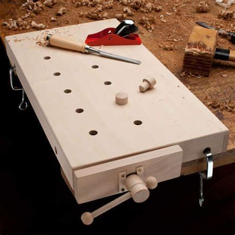 portable work bench top   child sized