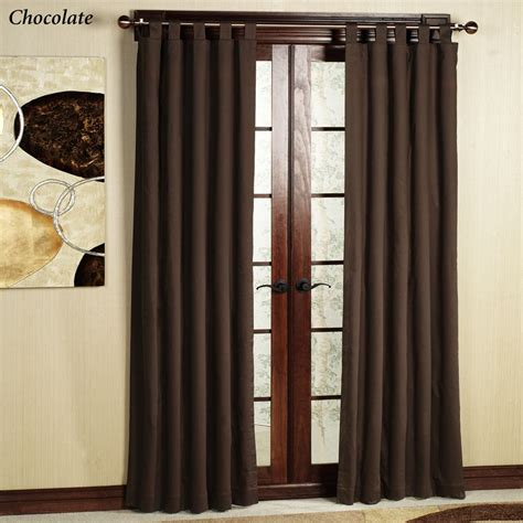 Patio Door Curtains Grommet Top by 1000 Images About Patio Door Curtains On